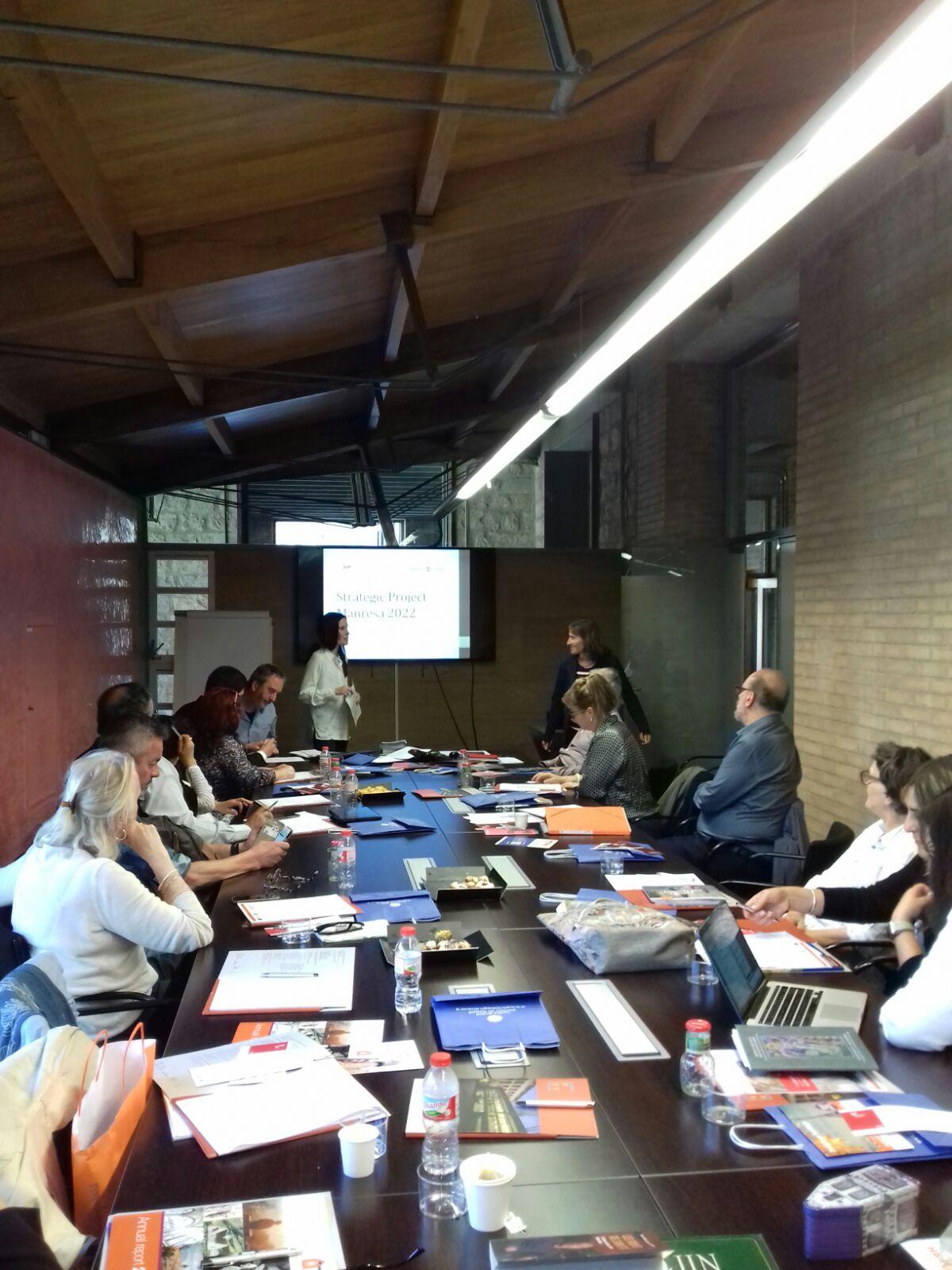 La Facultat De Turisme De La Universitat De Girona Va Acollir El