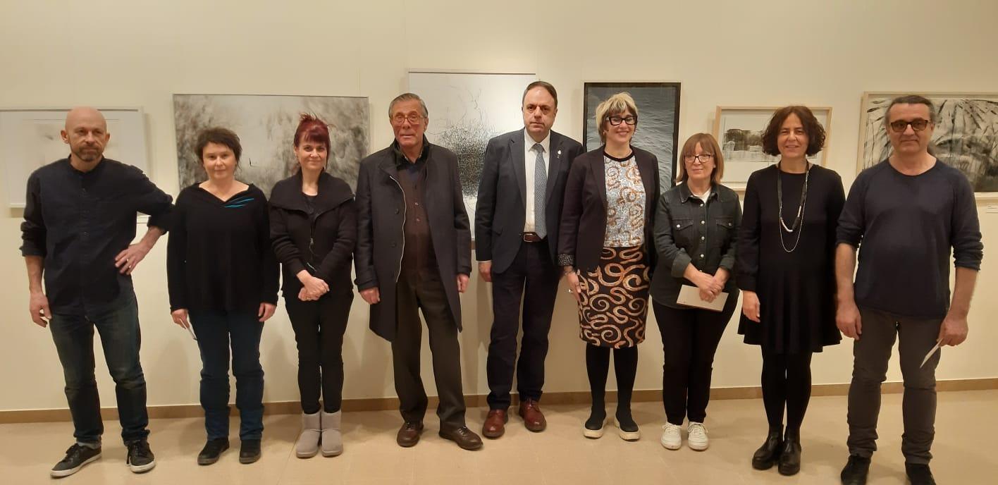 Joan Ramon i Juan Escudero guanyen el 25è Premi Joan Vilanova de dibuix i gravat