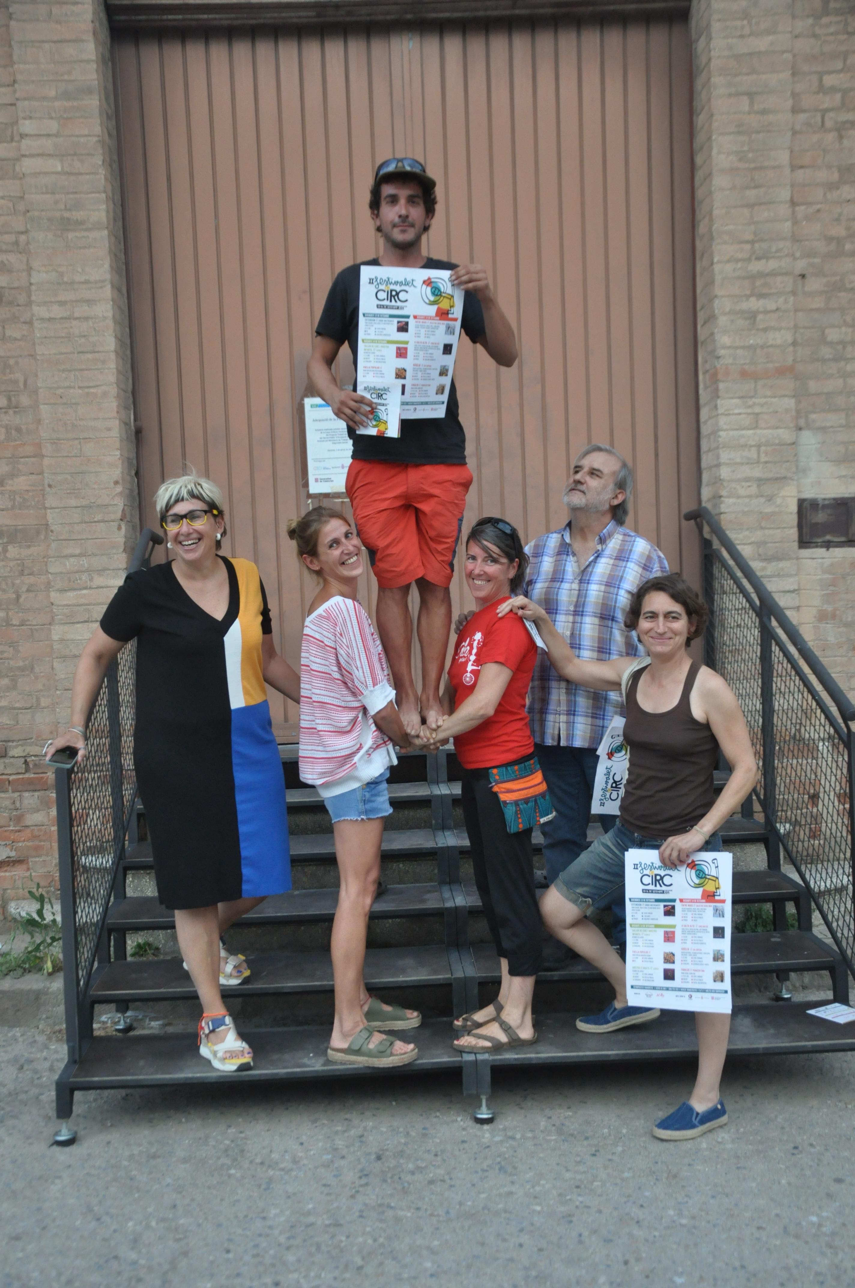 Torna el Festivalet de circ a Manresa amb un munt de propostes espectaculars per a tots els públics