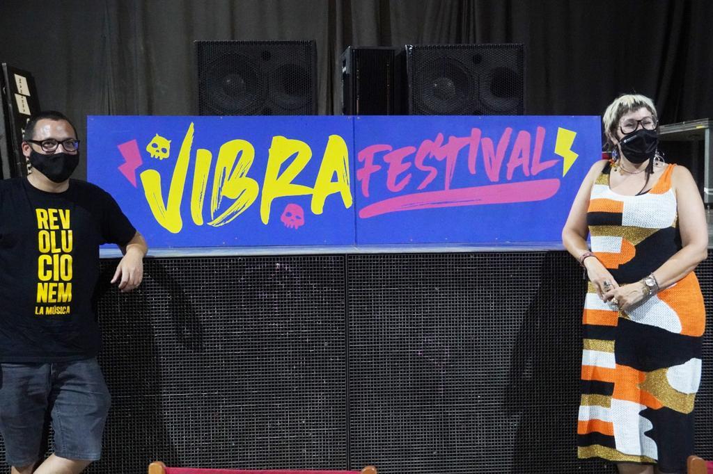 El Vibra Festival tanca la seva segona edició amb molt d'èxit: més de 4.500 persones han gaudit de la música en viu i de la cultura segura