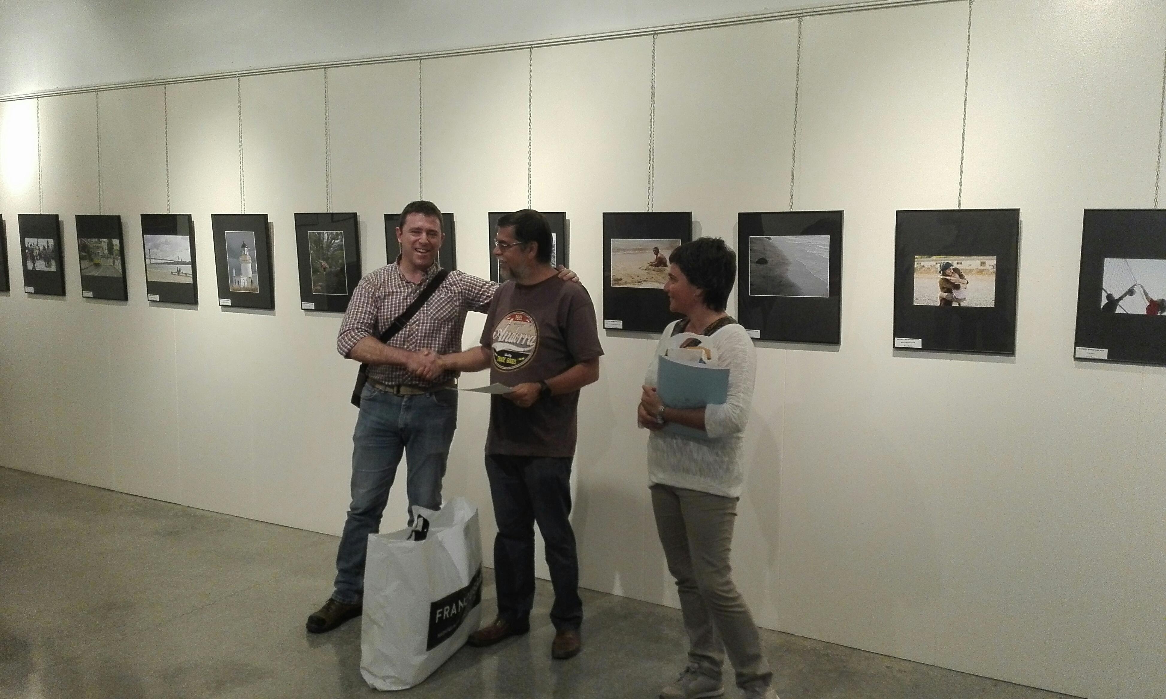 Pep Moyano i Roger Bashi guanyen el primer i segon premi del concurs de fotografia Viatgers Manresans 2018