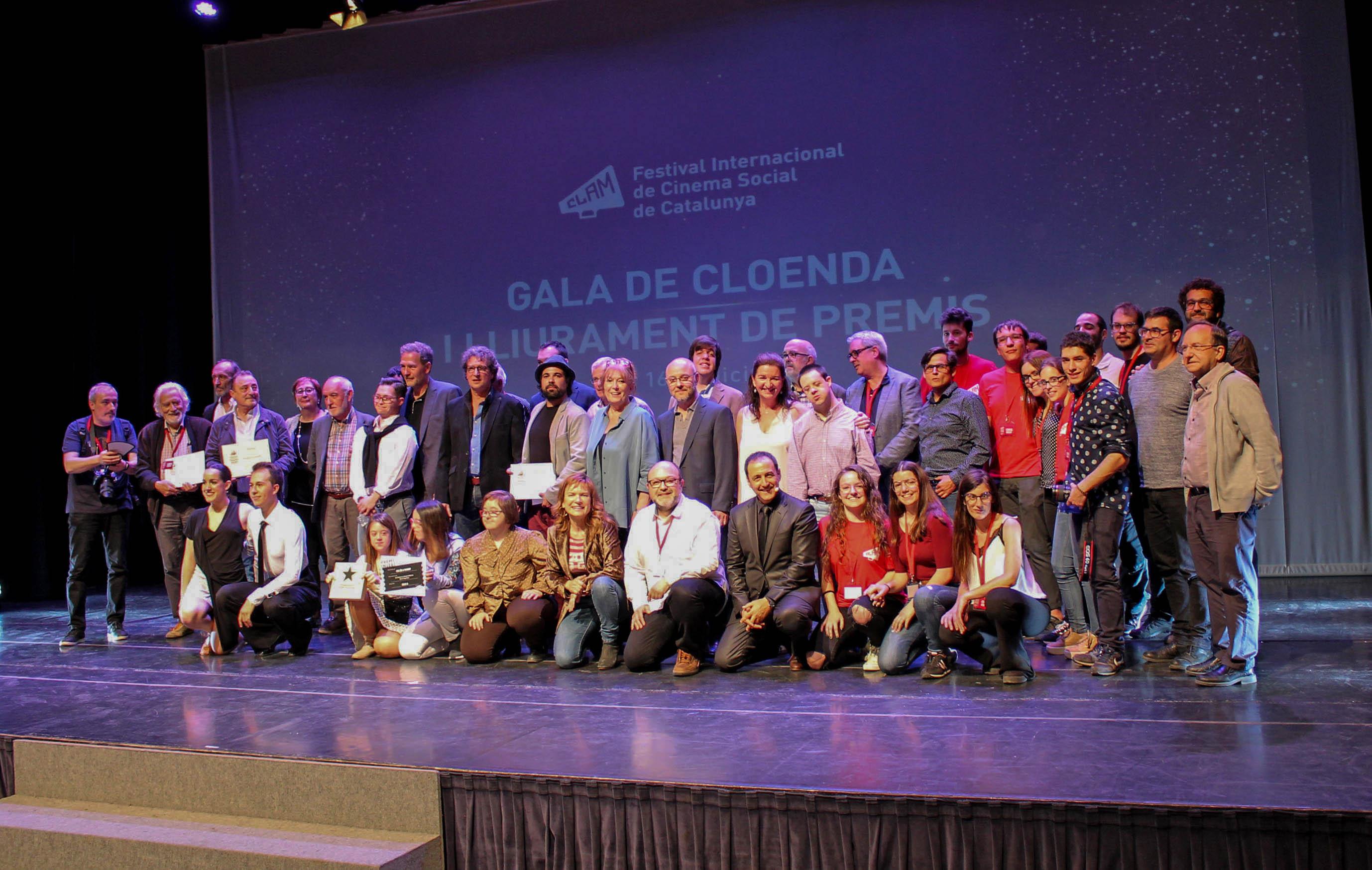 L'organització del CLAM, Festival Internacional de Cinema Social de Catalunya, ajorna la 17a edició fins al 2021