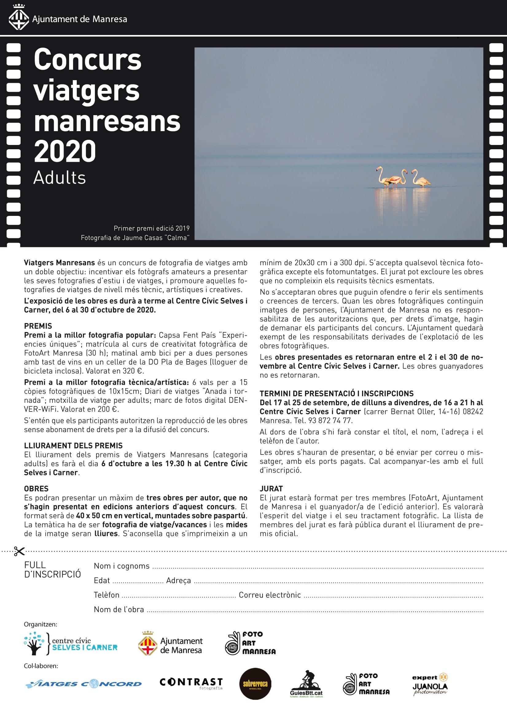 L'Ajuntament convoca una nova edició del concurs fotogràfic