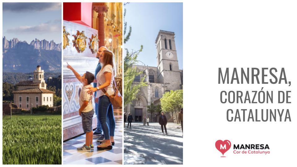 L'Agència Catalana de Turisme selecciona Manresa per participar com a ponent a un ´workshop` virtual per a agències de viatges de tota Espanya