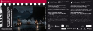 """Lliurament de premis, exposicions i xerrades en el marc del concurs de fotografia """"Viatgers manresans 2018"""""""