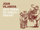 S'obre la convocatòria del 24è Premi de dibuix i gravat Joan Vilanova