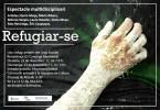 """Darreres entrades per a """"Refugiar-se"""", l'espectacle multidisciplinar per commemorar els 80 anys dels bombardeigs franquistes sobre Manresa"""